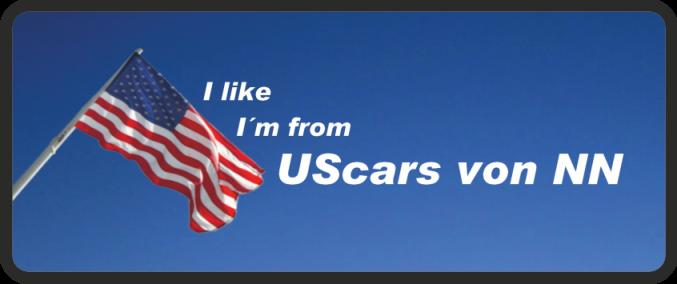 Freundschaftsaufkleber f�r UScars von NN