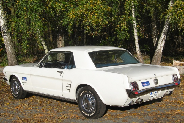 1966 Ford Mustang Coupe 289 von UScarsvonNN