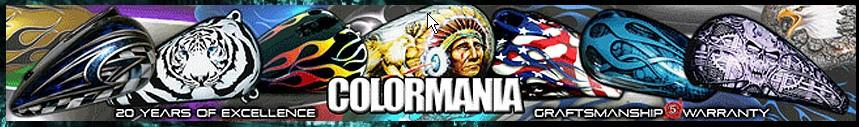 Banner von www.COLORMANIAPAINT.com