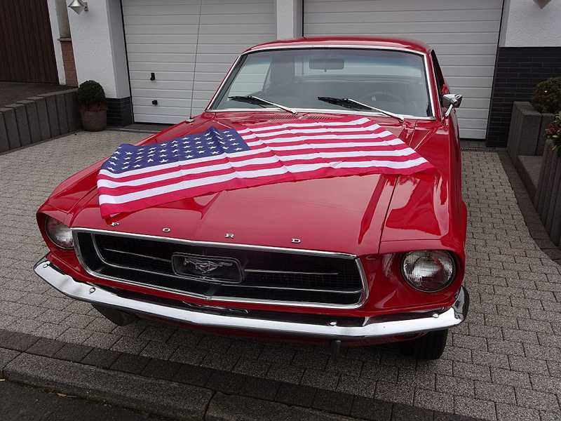 1967 Ford Mustang aus CANADA